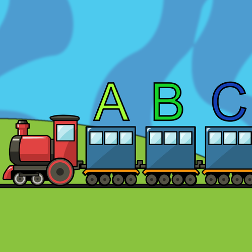 ABC Zug - ABC Train